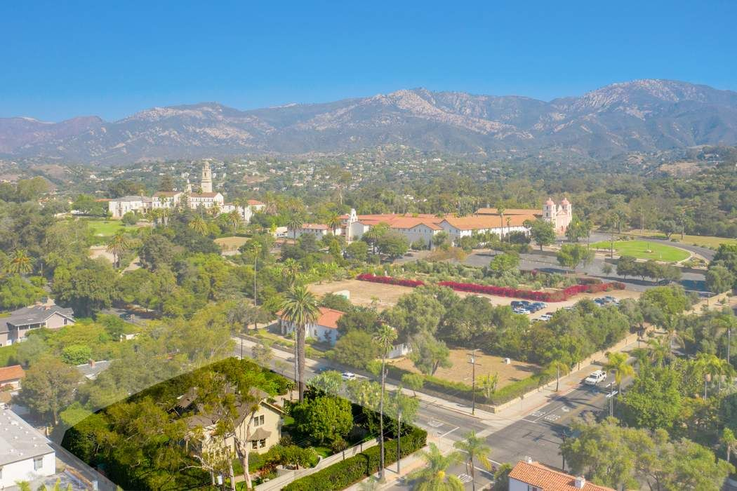 Iconic Upper East Craftsman Santa Barbara, CA 93105