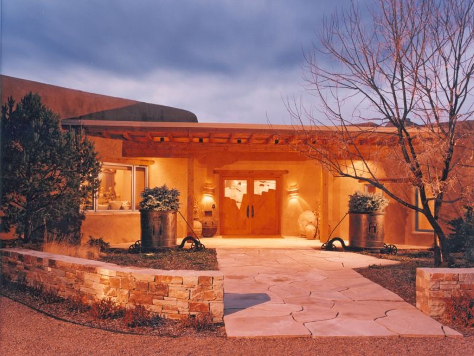 4 Camino Sabio, Santa Fe NM Single Family Home - Santa Fe Real Estate