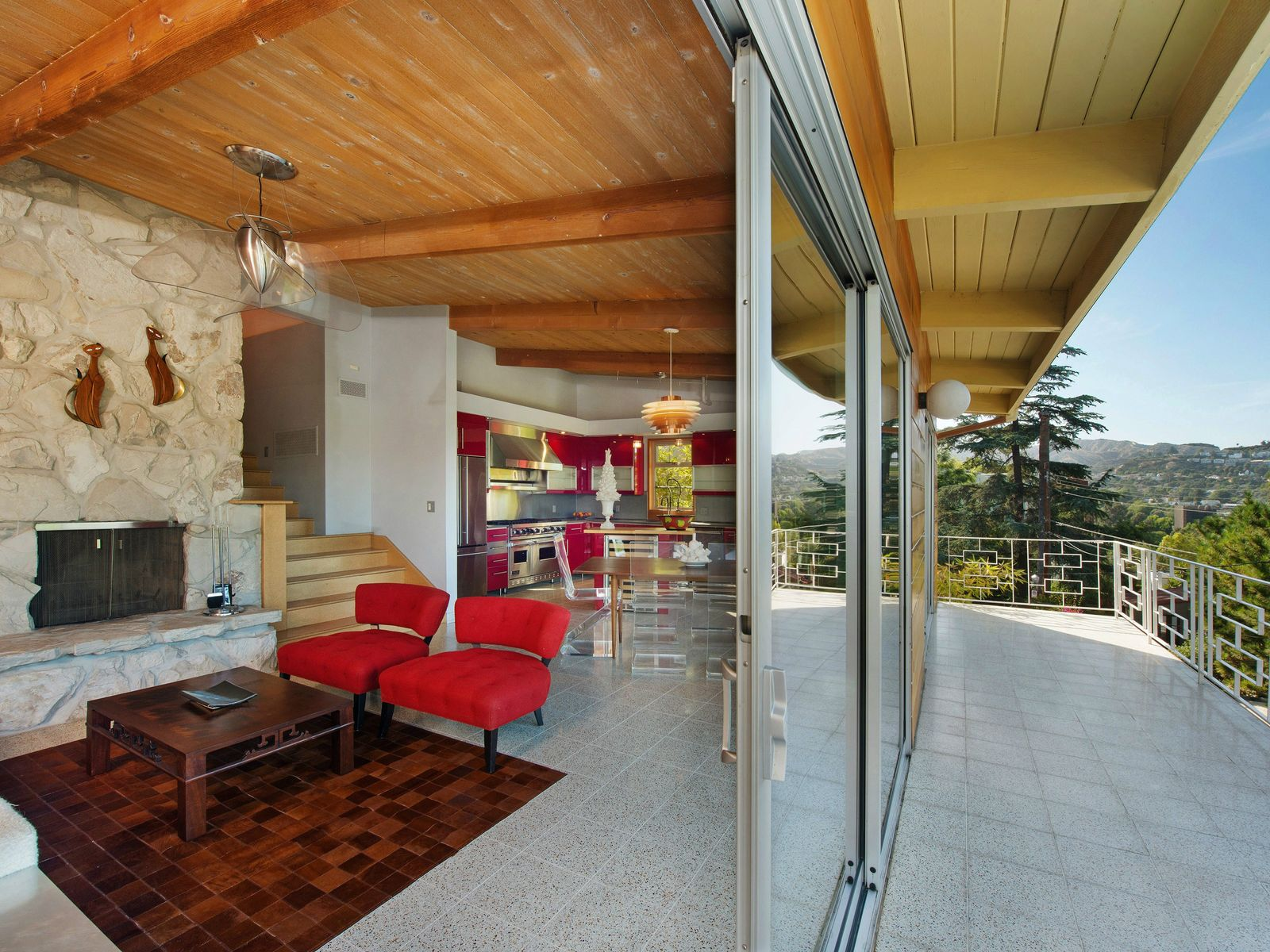 1960's Contemporary Modern, Los Angeles CA Single Family Home - Los Angeles Real Estate