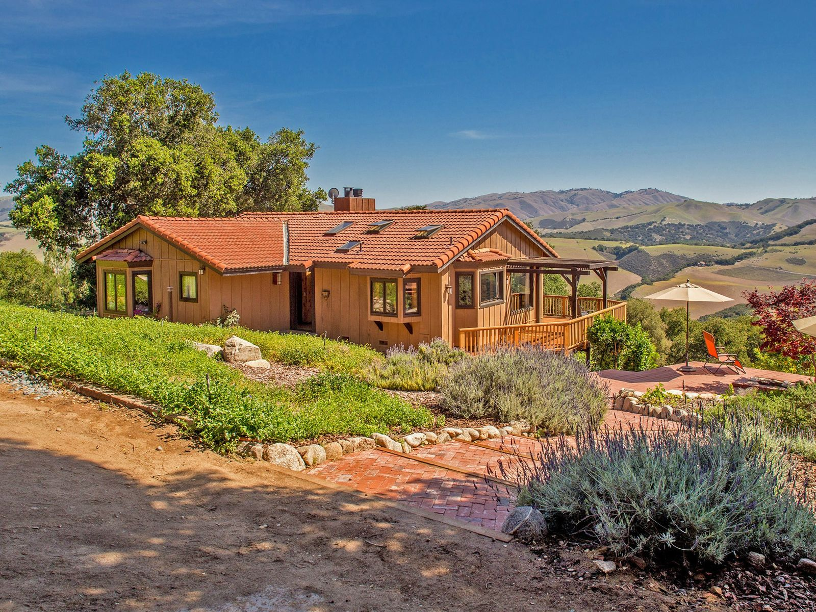 17.7 Acres, Ranch Style Home With Views, Carmel Valley CA Single Family Home - Monterey Real Estate