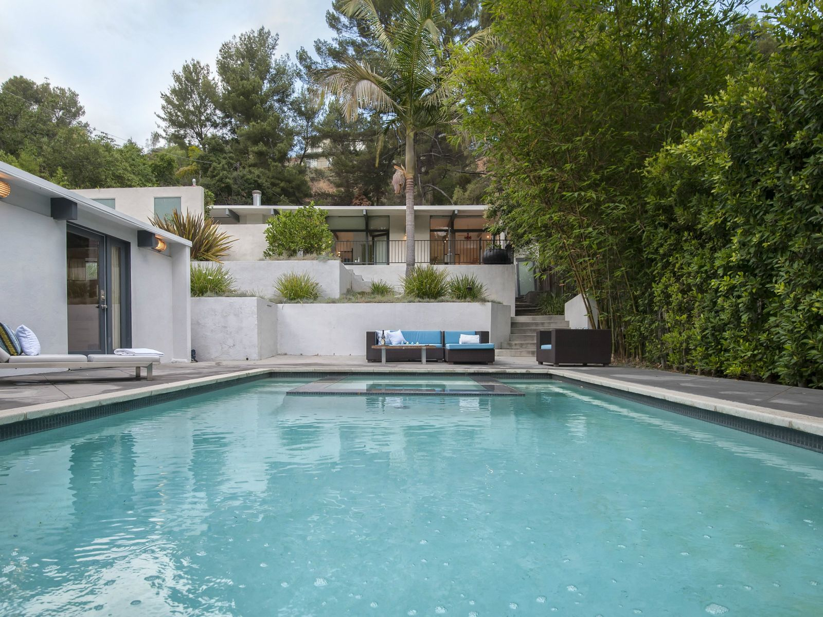 Magnificent Mid-Century Modern, Los Angeles CA Single Family Home - Los Angeles Real Estate