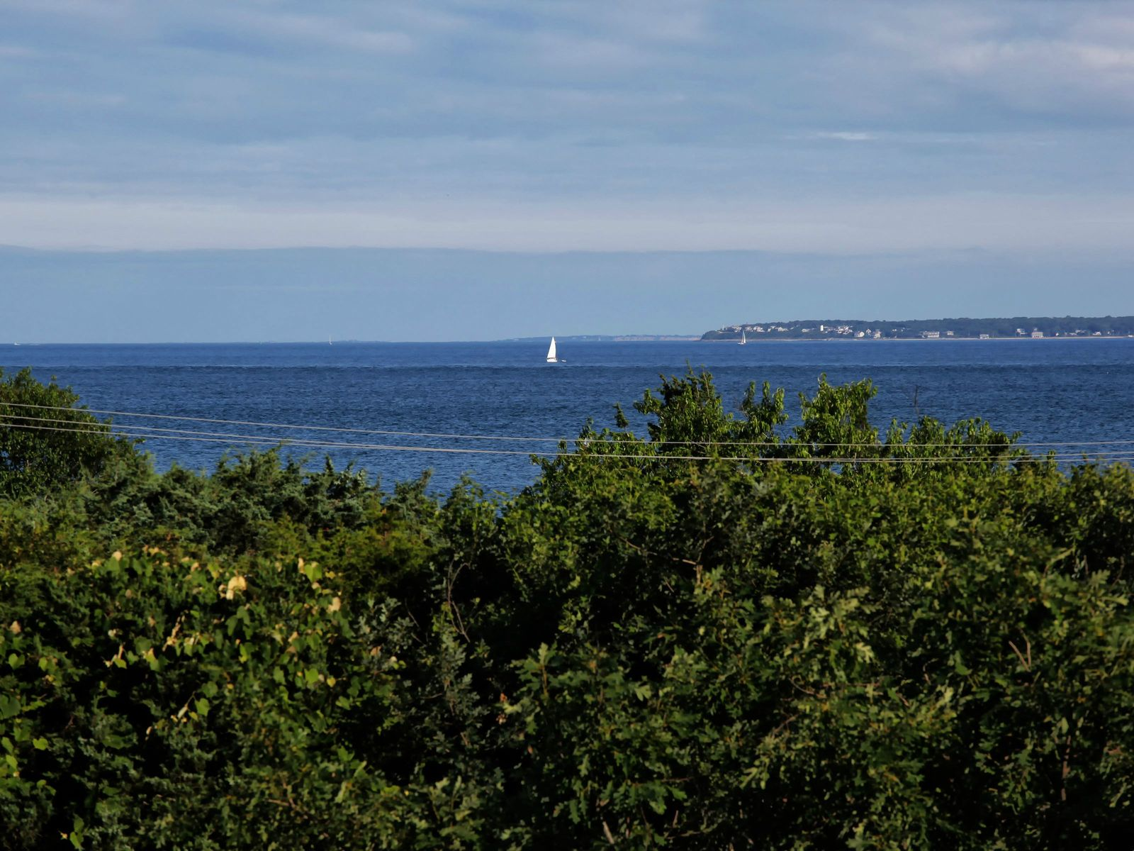 Sweeping Water Views, Falmouth MA Single Family Home - Cape Cod Real Estate