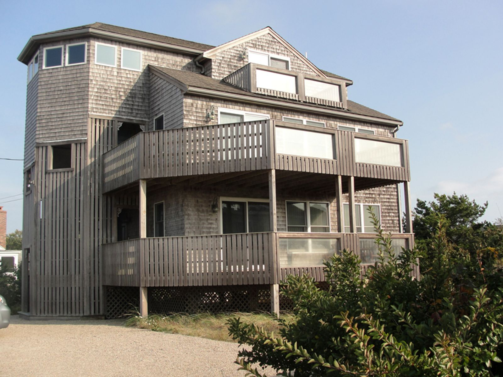 Spectacular Ocean Views and Sunsets, North Falmouth MA Single Family Home - Cape Cod Real Estate