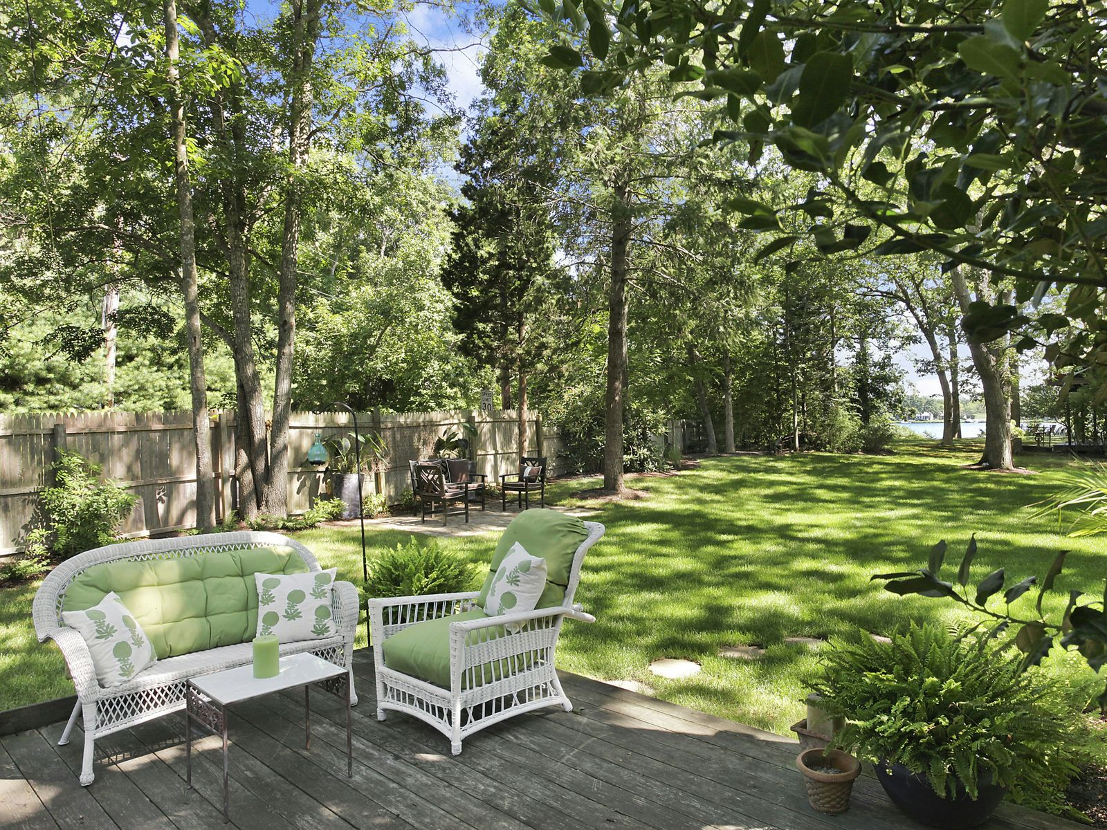Village Gem with Water Views, Sag Harbor NY Single Family Home - Hamptons Real Estate