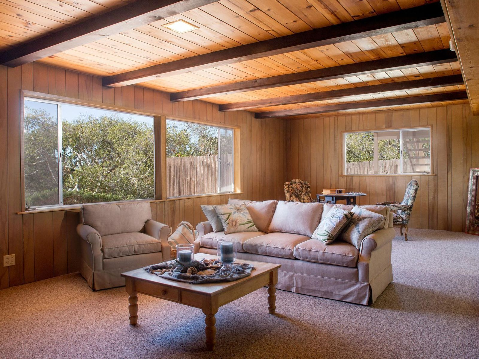 Mid-Century Opportunity with Ocean Views