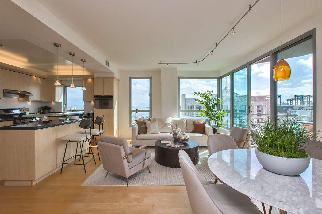 Bay View Two Bedroom at the Brannan