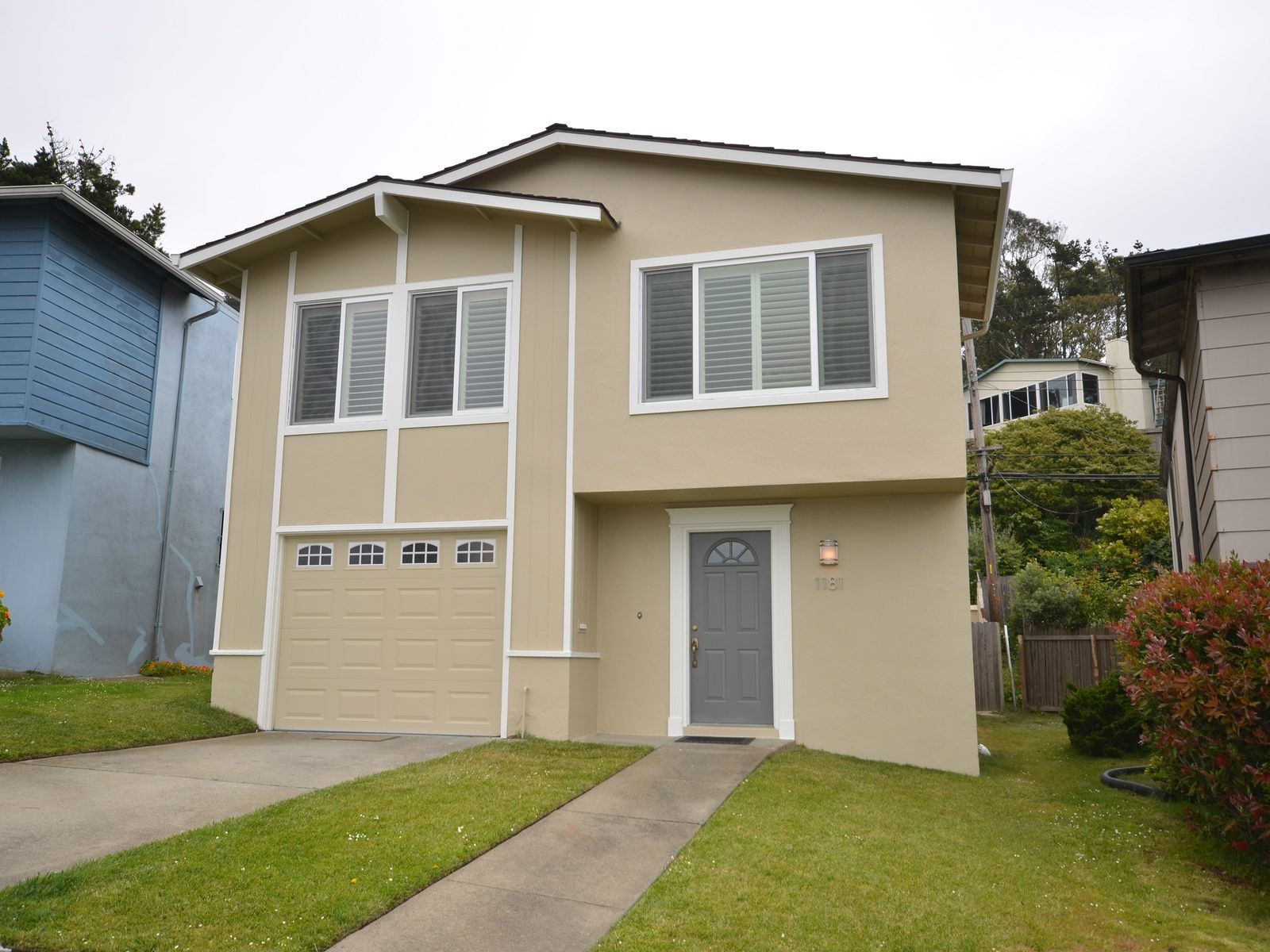 1181 Skyline Drive, Daly City, Daly City CA Single Family Home - San Francisco Real Estate