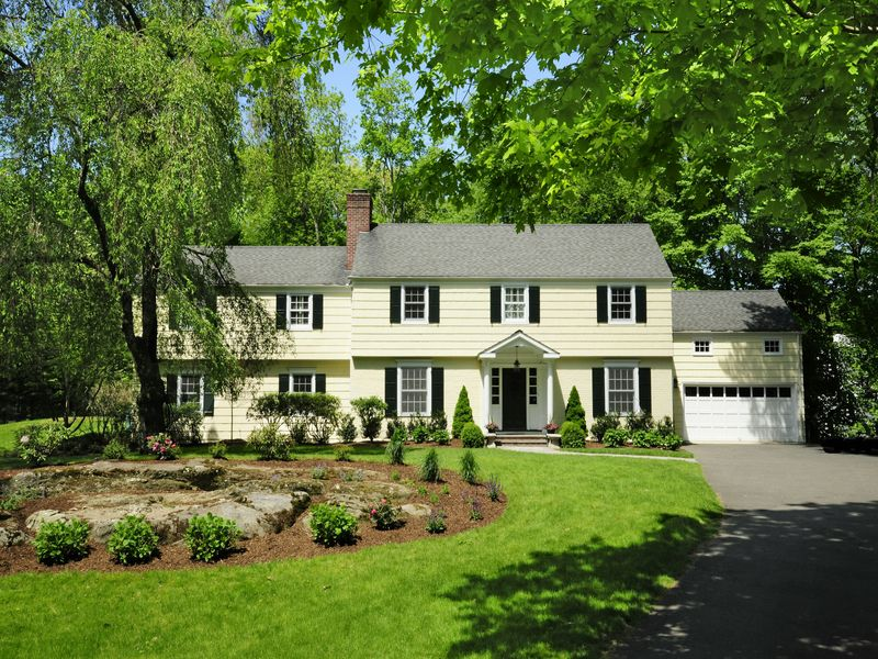 Timeless Classic Colonial