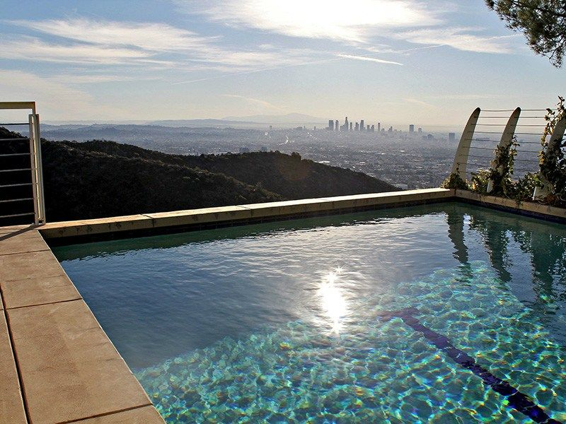 Architectural Furnished Lease with Pool