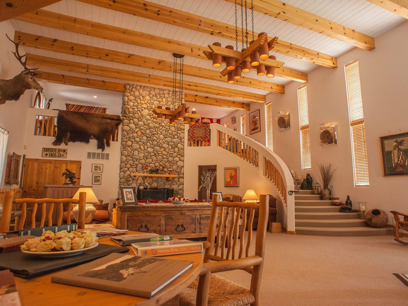 Dripping Springs Ranch, Mountainair NM Ranch / Farm - Santa Fe Real Estate