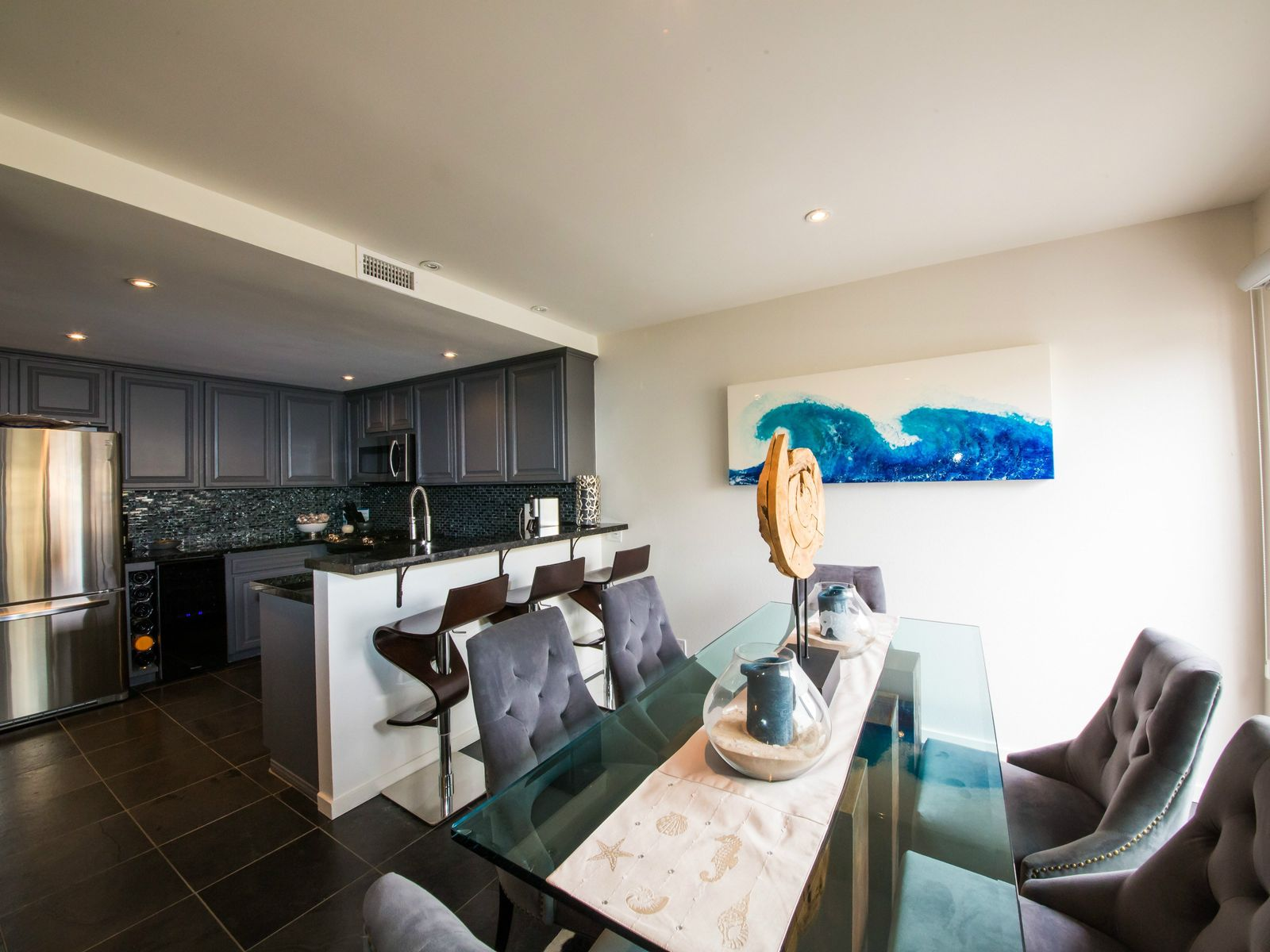 Modern Townhome at Hollywood Beach