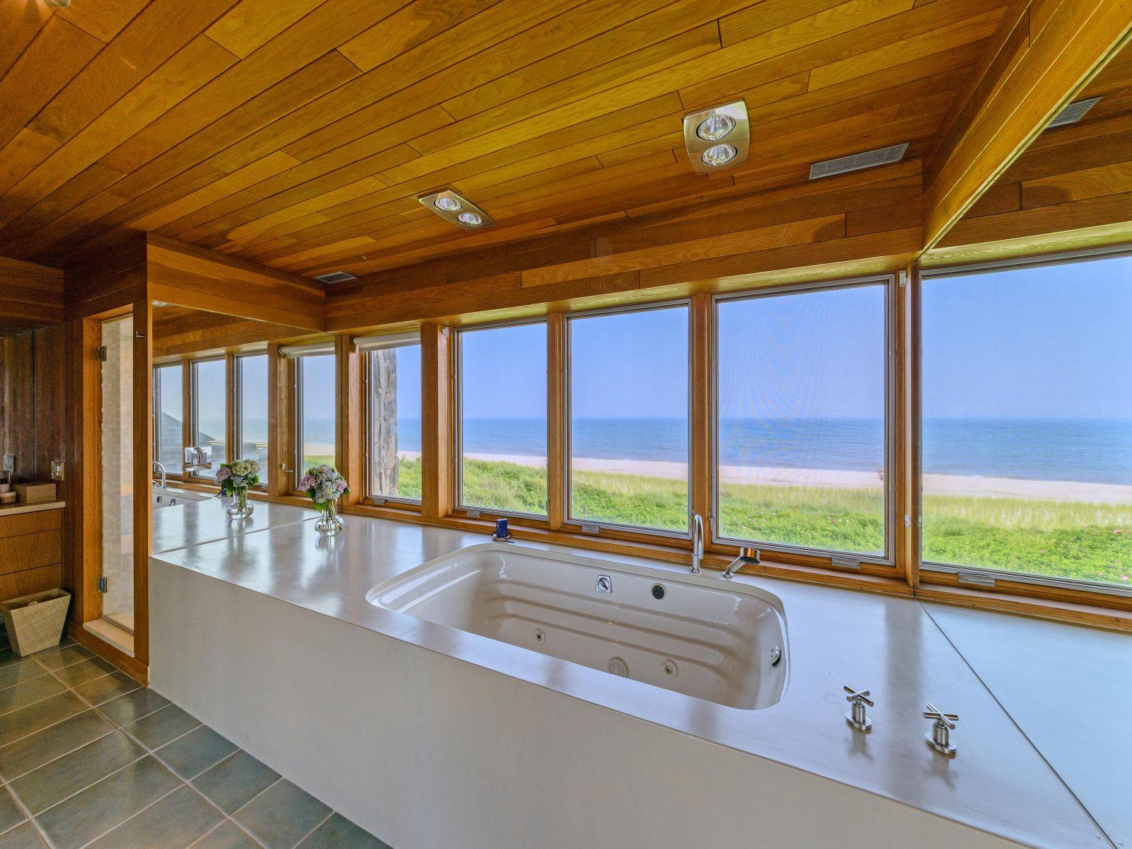 Norman Jaffe Oceanfront Modern
