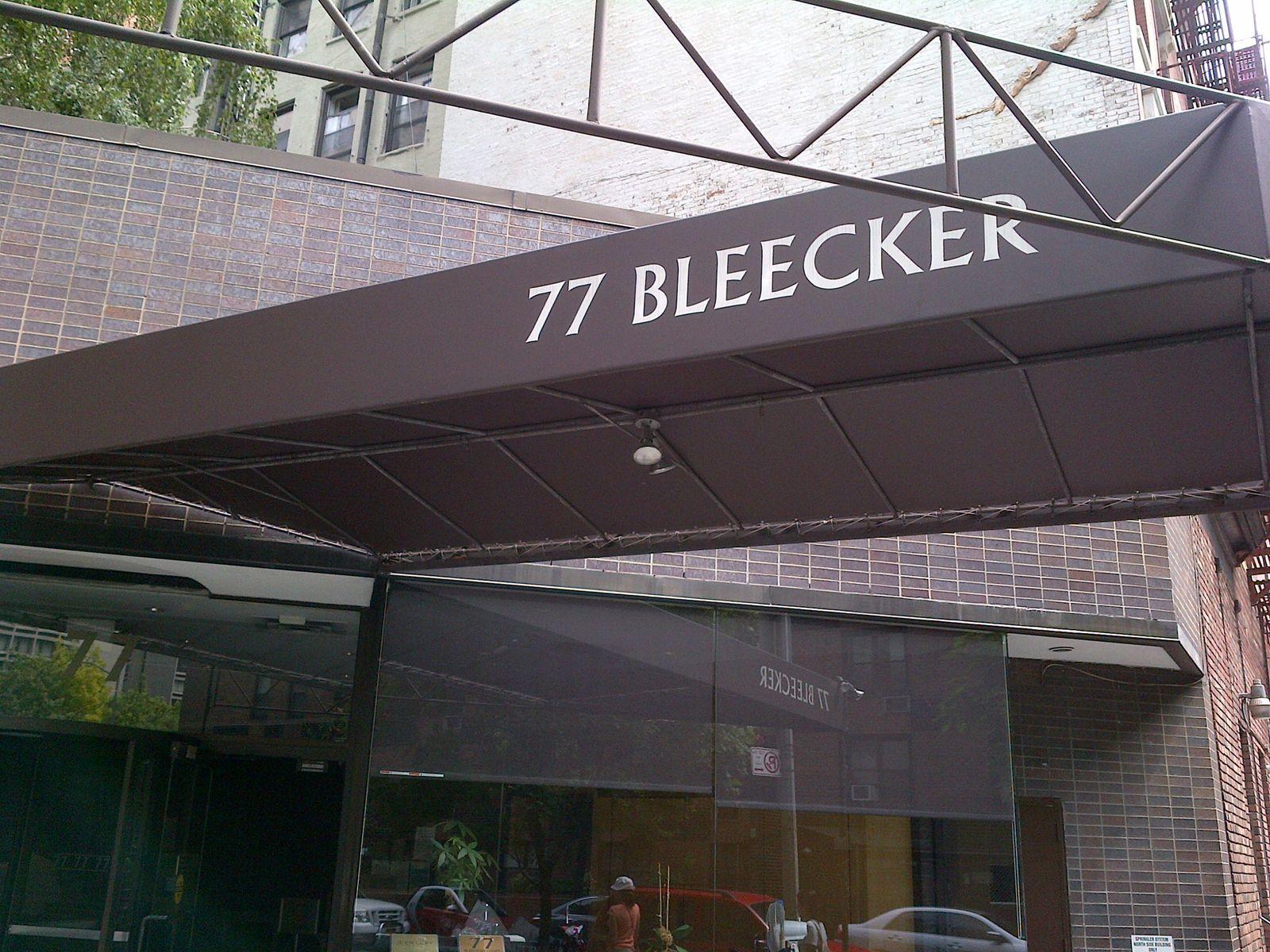 Studio Loft at 77 Bleecker