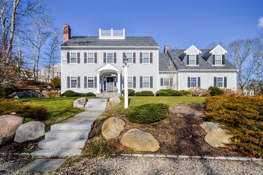 Exceptional Home in West Falmouth