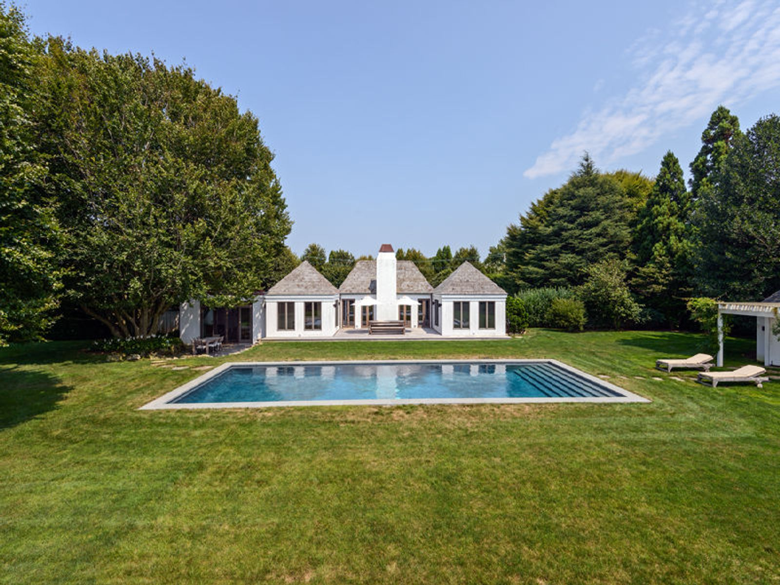 Chic with Farmfield Views