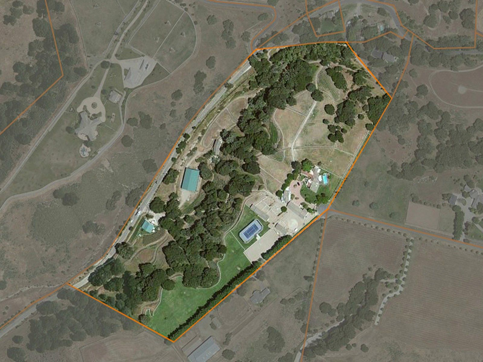 Capa Ranch and Vineyard
