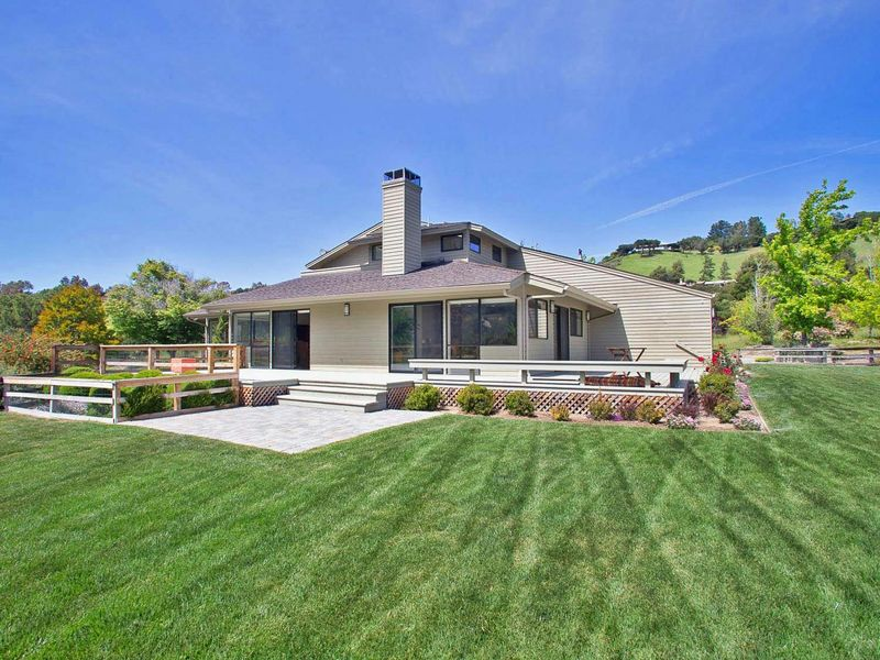 Carmel Valley Contemporary Ranch