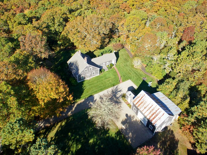 Fully Restored Antique Cape on 1.8 Acres