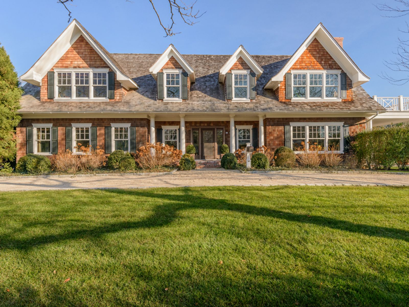 Classy Village Home - Southampton , Southampton NY Single Family Home - Hamptons Real Estate