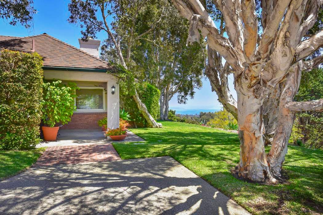 Montecito Ocean View Home