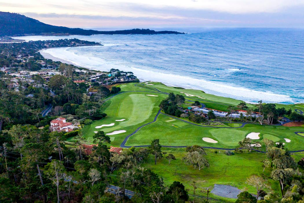 3418 17 Mile Drive Pebble Beach, CA 93953
