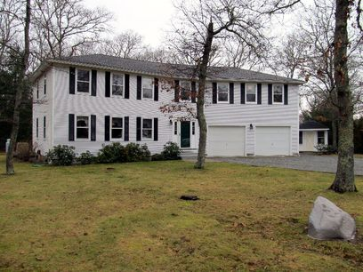 Spacious Colonial with Unique Design, Falmouth MA Single Family Home - Cape Cod Real Estate