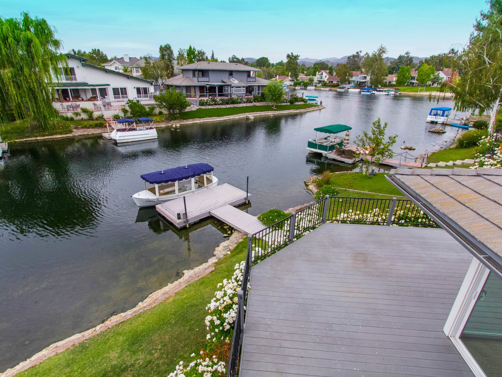 Westlake Island with Pool/Spa and Views, Westlake Village CA Single Family Home - Los Angeles Real Estate