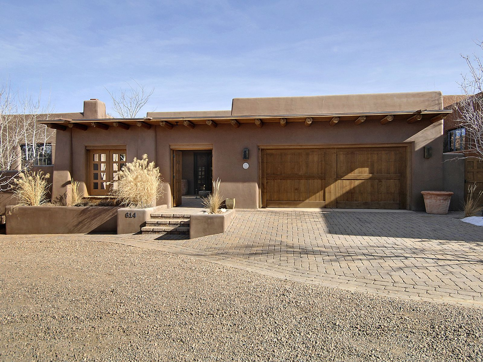 614 Garcia Street, Santa Fe NM Single Family Home - Santa Fe Real Estate
