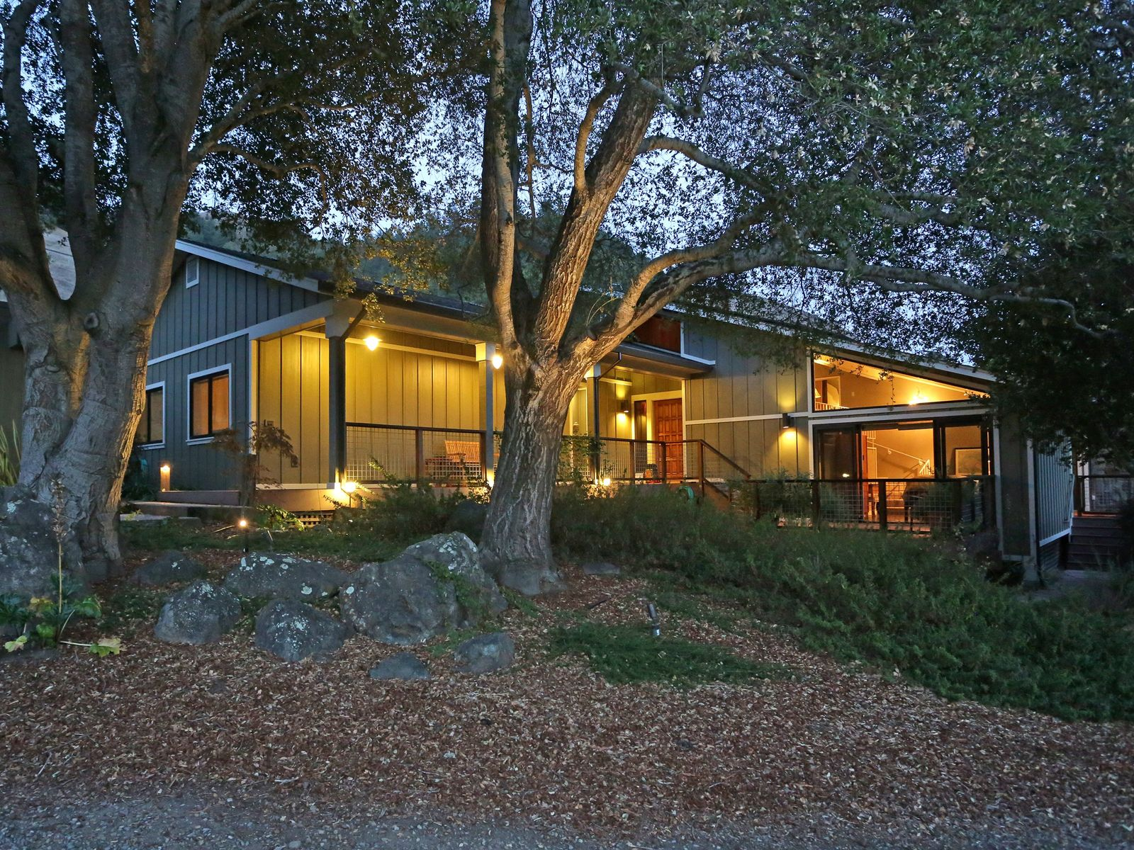 Nicasio Valley Road, Nicasio CA Single Family Home - San Francisco Real Estate