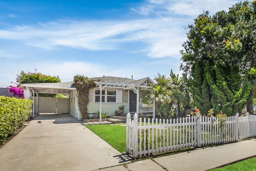 4732 Berryman Avenue Los Angeles, CA 90230
