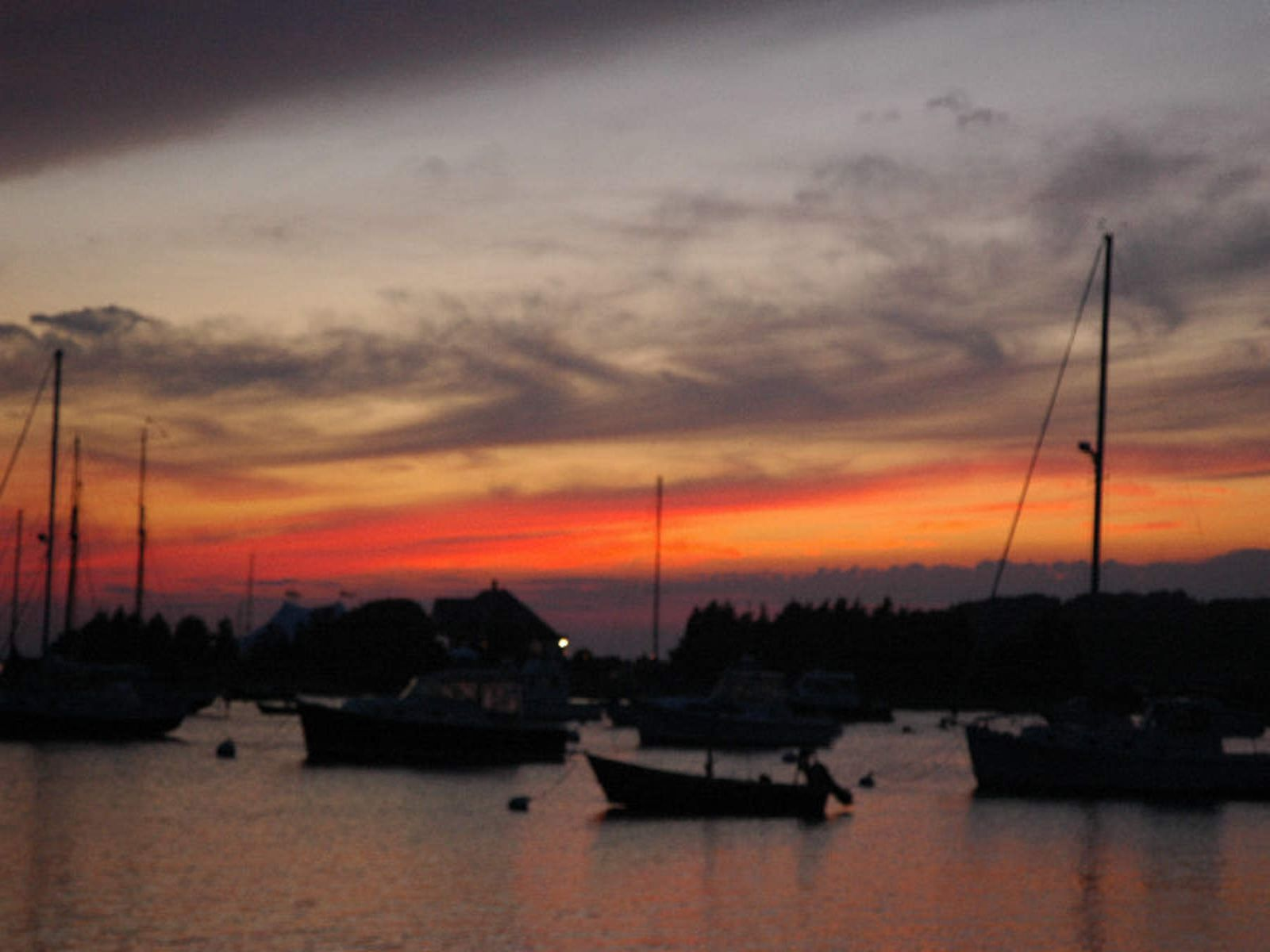 Sunset and Ocean Views in West Falmouth