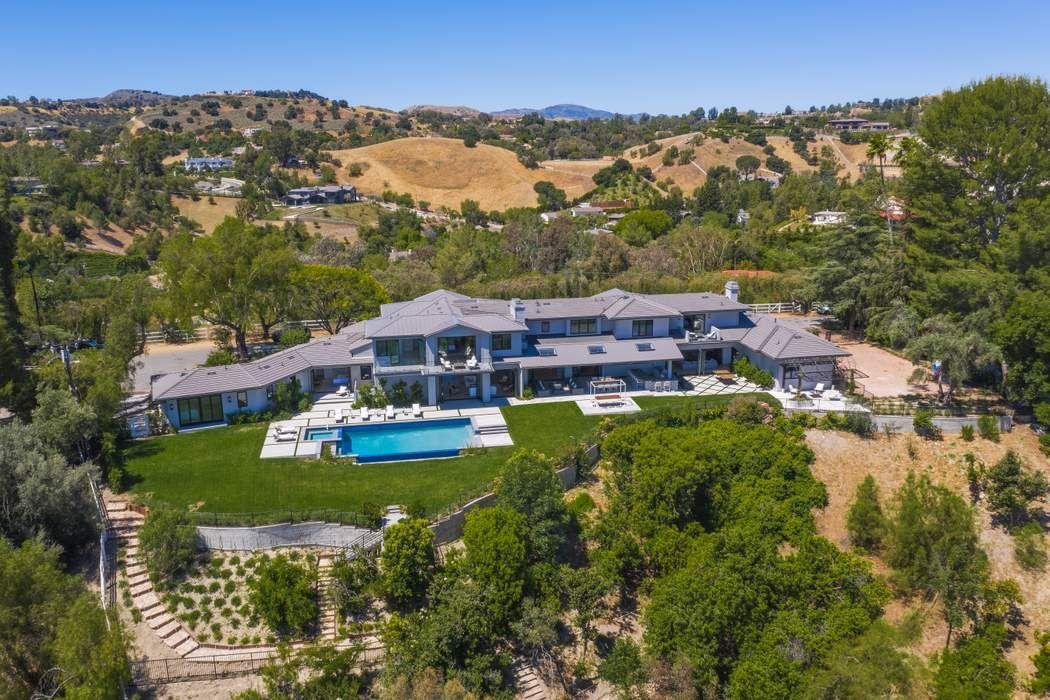 5781 Penland Road Hidden Hills, CA 91302