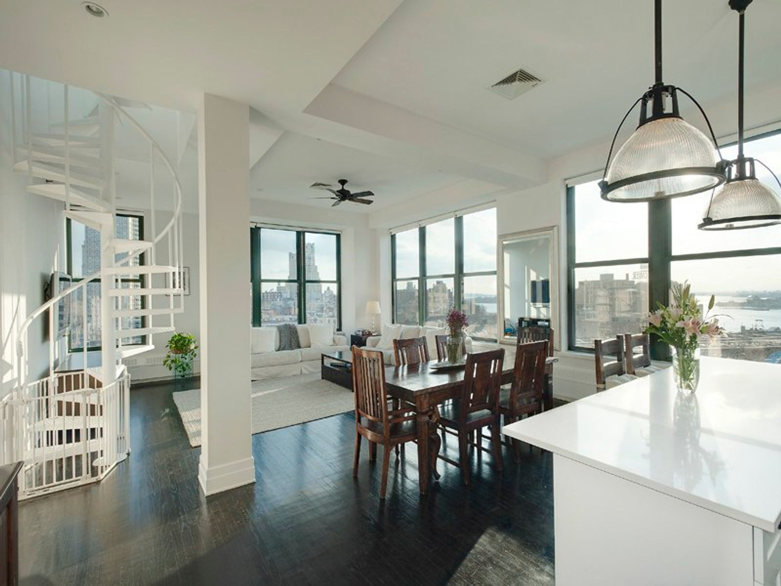 Stunning Sweeney Penthouse with Terrace, Brooklyn NY Condominium - New York City Real Estate
