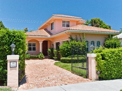 El Cid , West Palm Beach FL Single Family Home - Palm Beach Real Estate