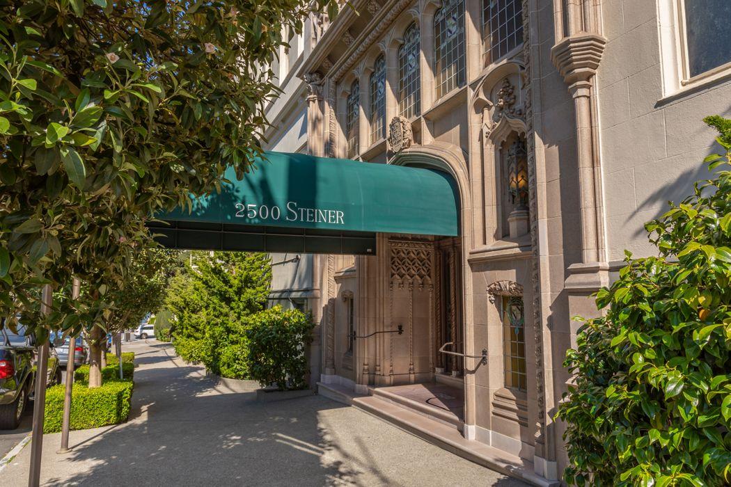 2500 Steiner St San Francisco, CA 94115