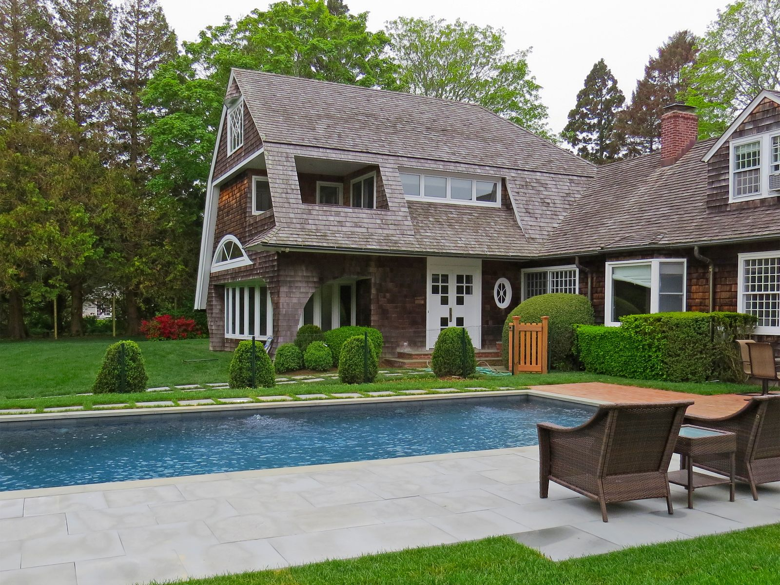 Coveted Lily Pond, East Hampton NY Single Family Home - Hamptons Real Estate