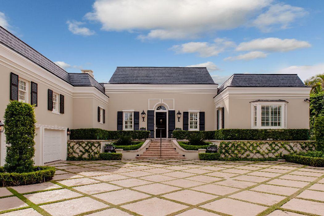 Sophisticated Casa Bendita Palm Beach Fl 33480 Sotheby