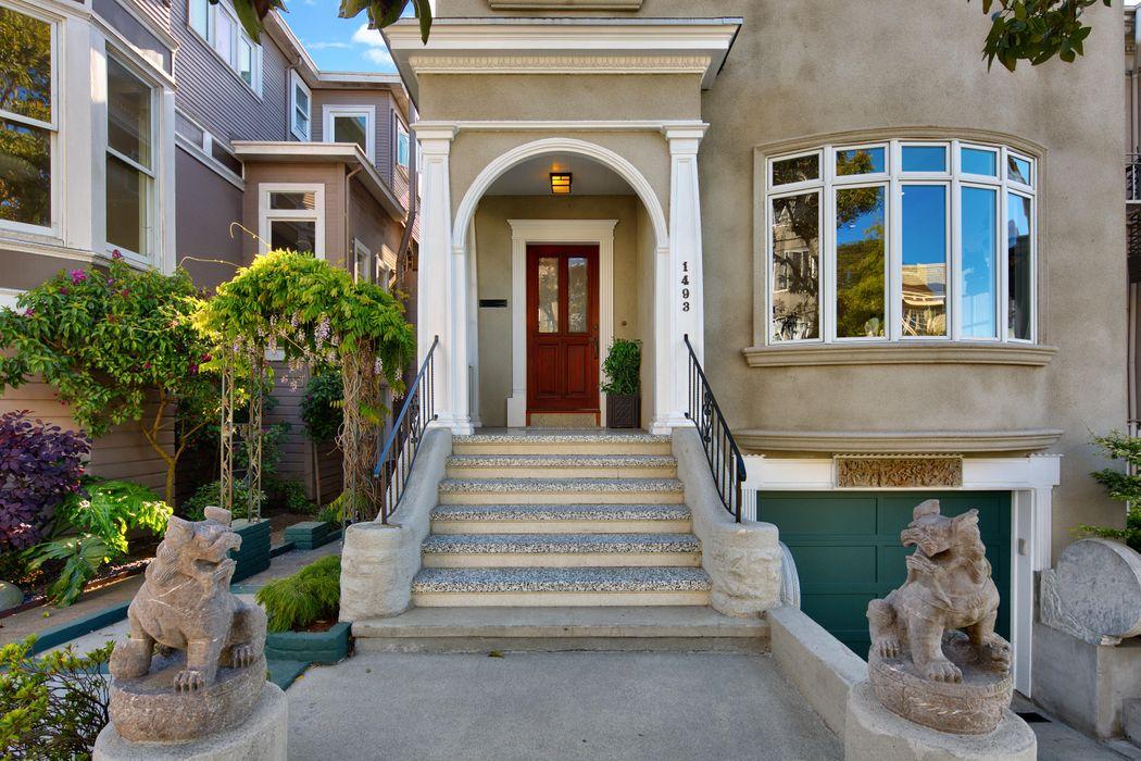 1493 Masonic Ave San Francisco, CA 94117