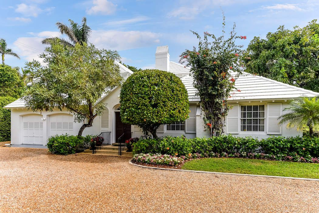 Classic Palm Beach Property