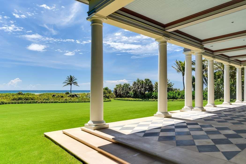Elegant New Direct Oceanfront Estate Palm Beach, FL 33480