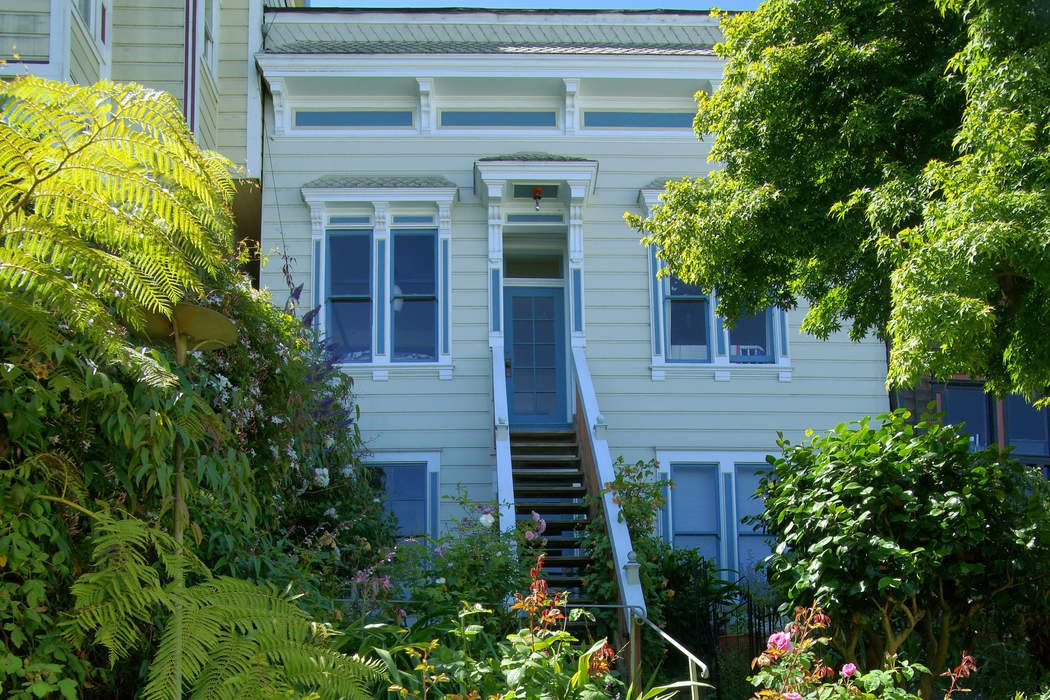 Classic Flats and Garden Cottage San Francisco, CA 94109