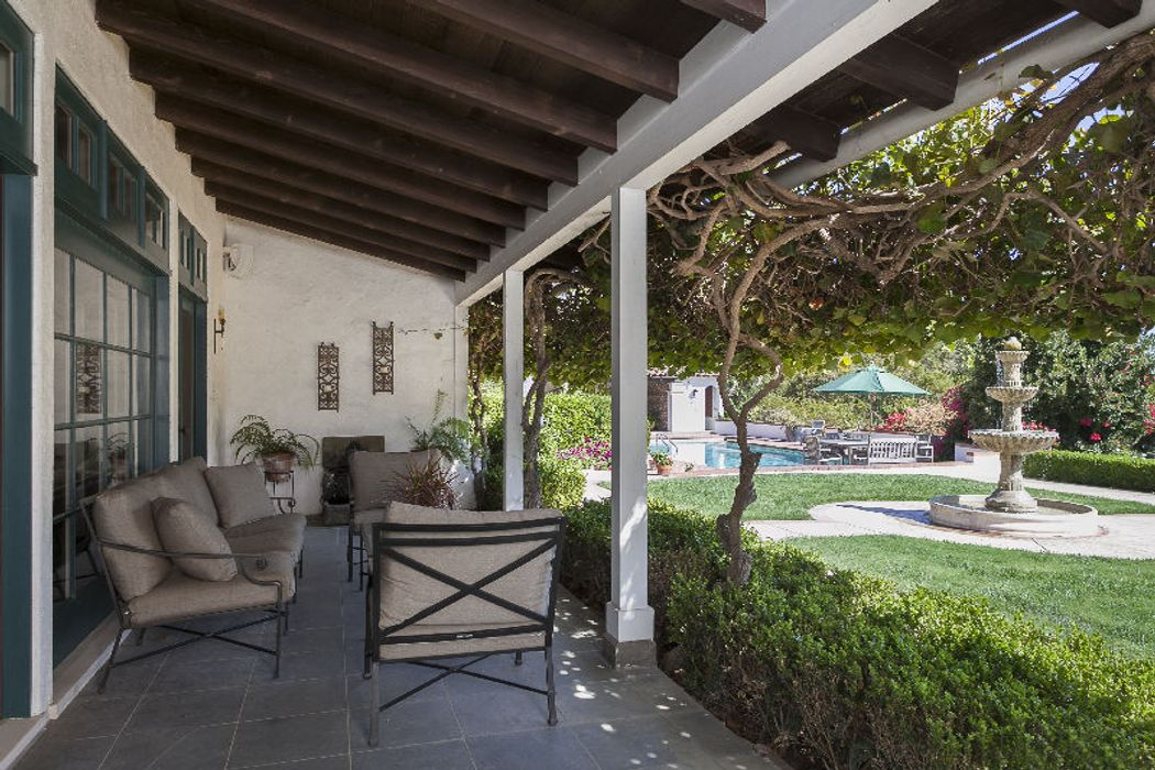 Romantic Spanish Hacienda Montecito, CA 93108