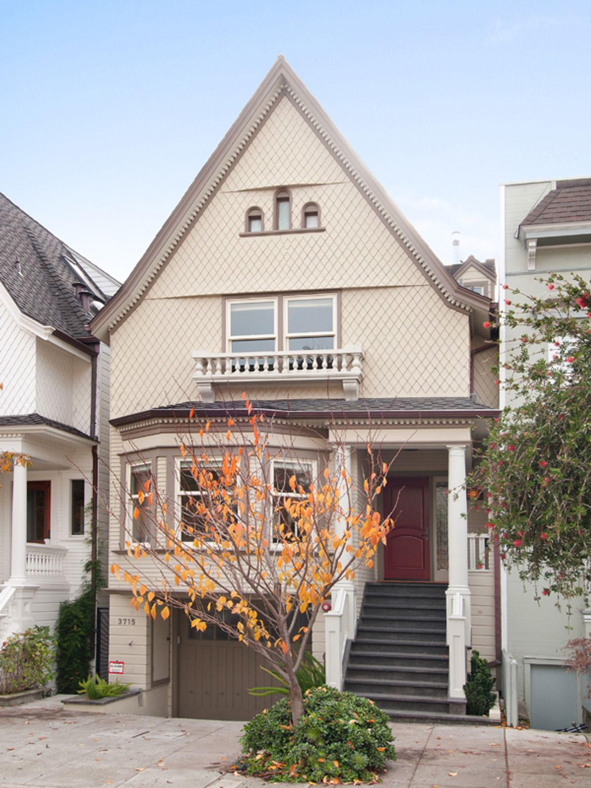 Stunning View Victorian and In-Law, San Francisco CA Single Family Home - San Francisco Real Estate