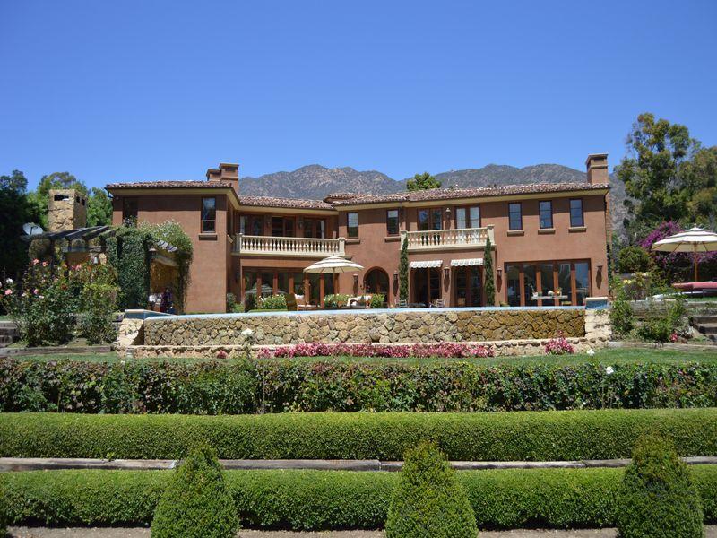 Serra Retreat Italianate Estate