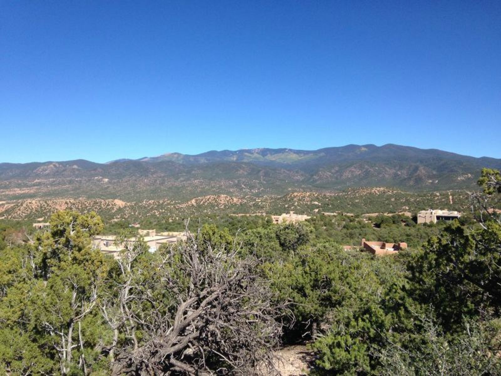2967 Tesuque Overlook, Santa Fe NM Acreage / Lots - Santa Fe Real Estate