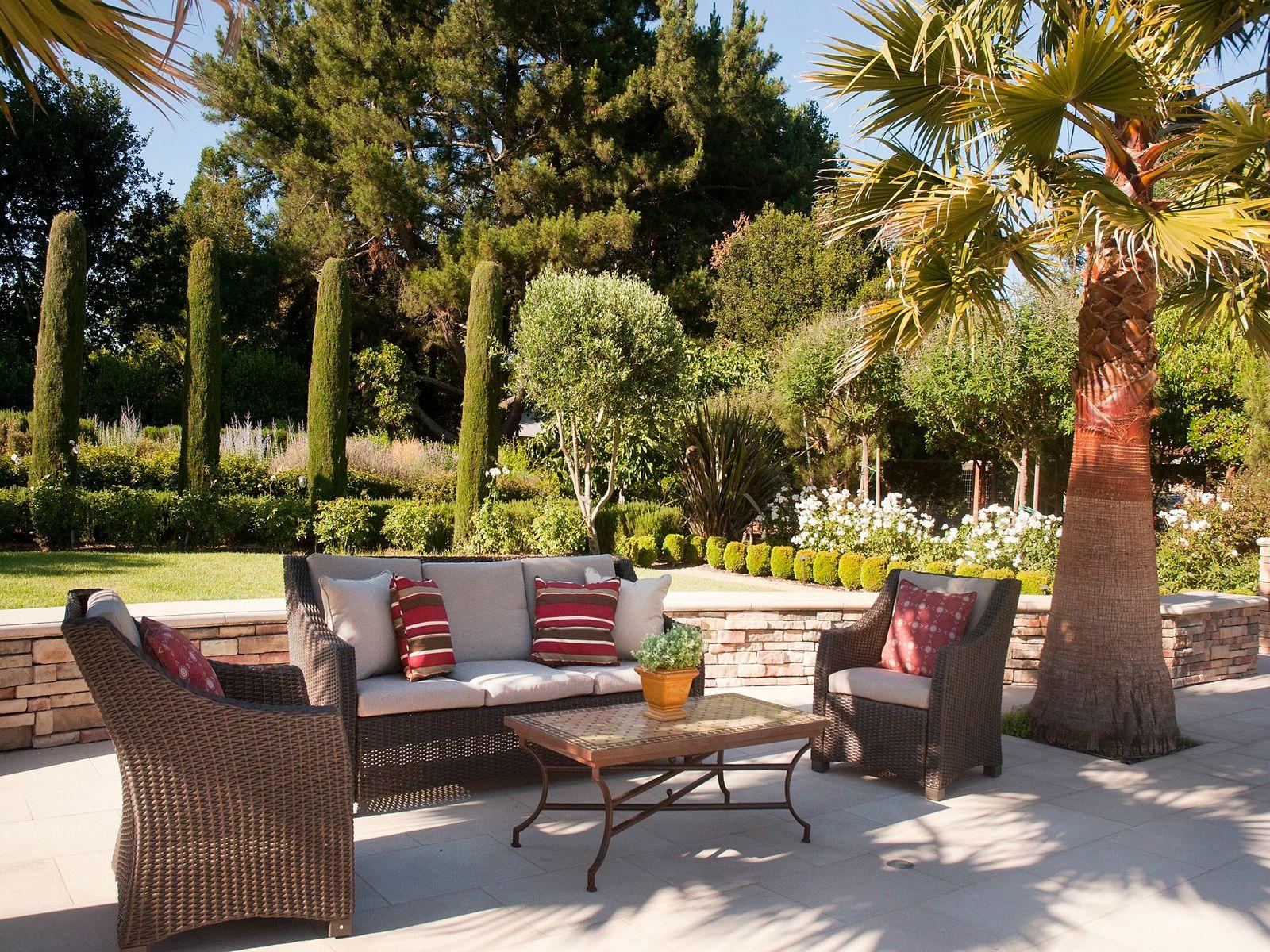 Enjoy indoor-outdoor living in elegant style