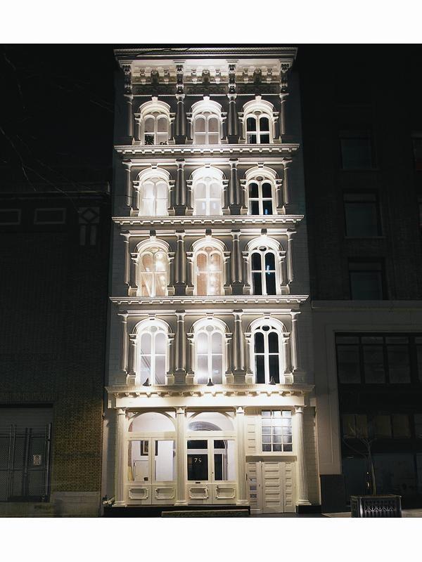 TriBeCa Landmark Mansion
