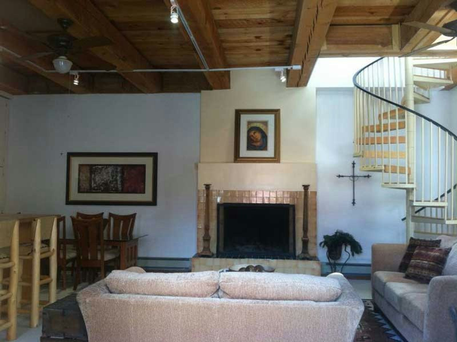 637 Alto Steet #C (Lower), Santa Fe NM Condominium - Santa Fe Real Estate