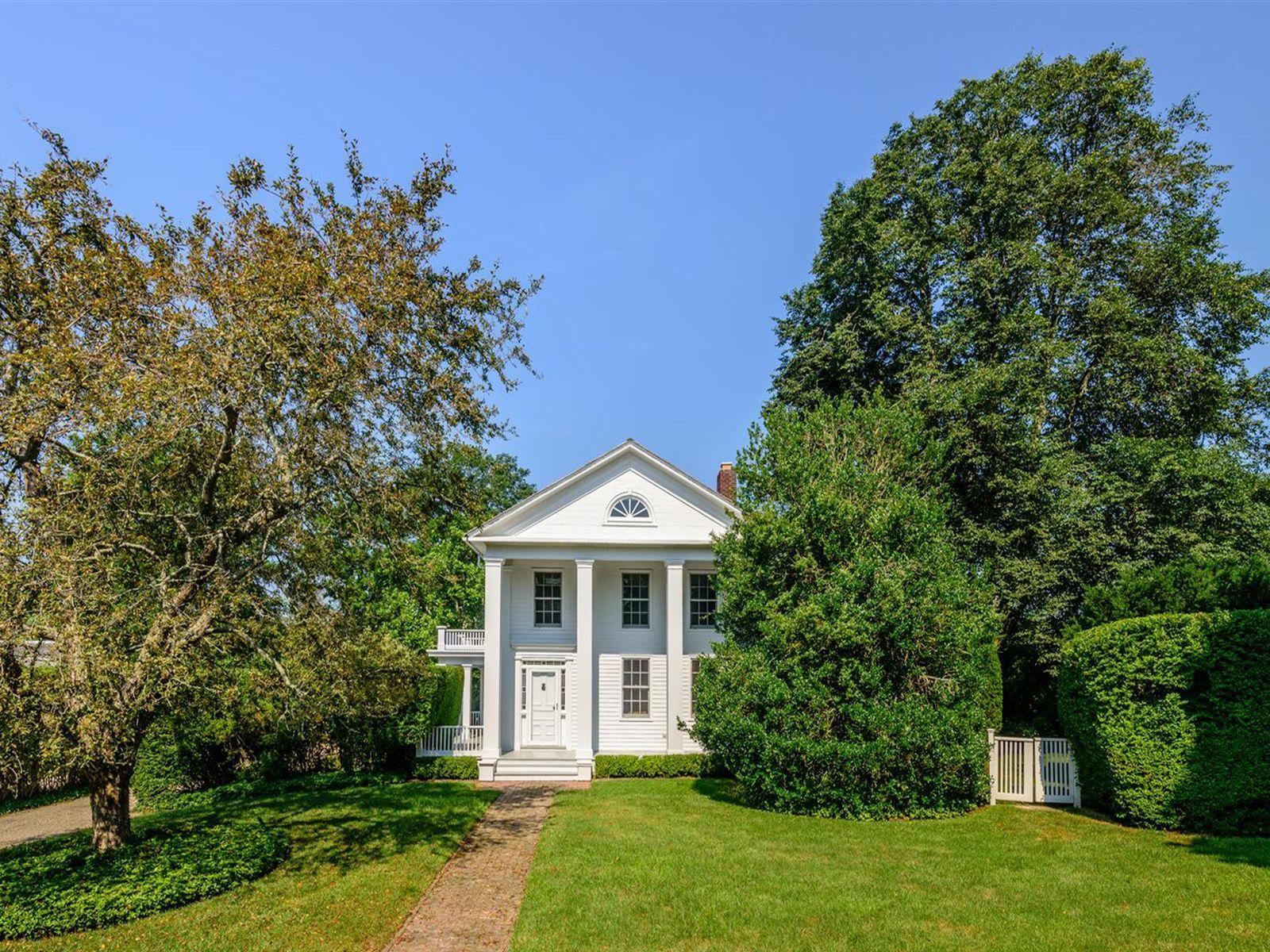 Magnificent Historic Greek Revival,