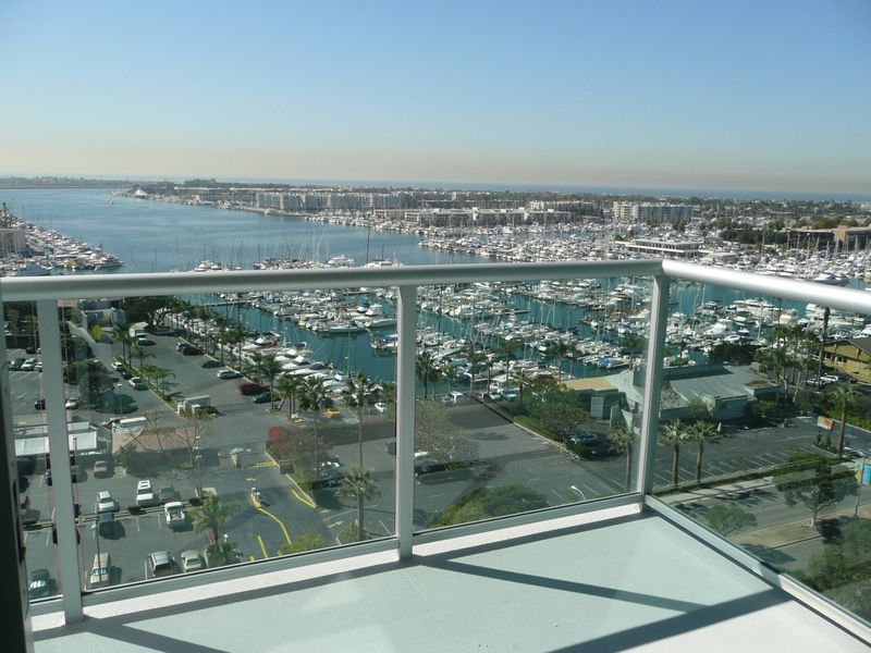 Unobstructed Marina and Ocean Views